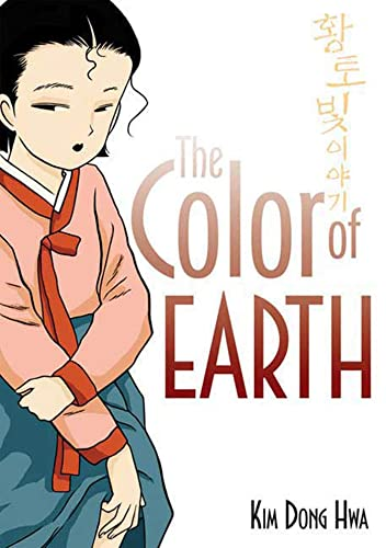 The Color of Earth cover