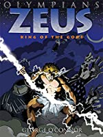 REVIEW: Zeus - King of the Gods (Olympians #1) by George O