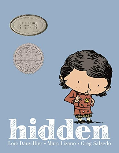 Hidden: A Childs Story of the Holocaust cover
