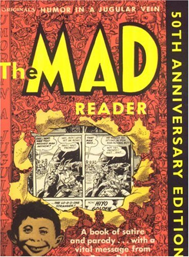 The Mad Reader (Mad Readers)
