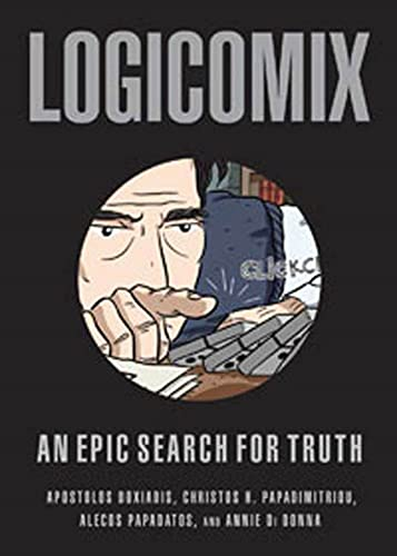 Logicomix: An epic search for truth Book Cover Picture