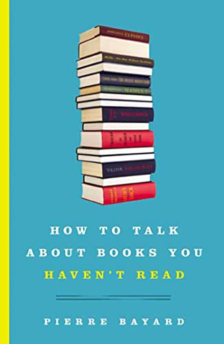 257. How to Talk About Books You Haven