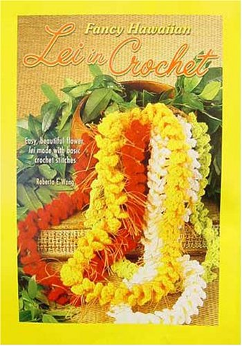 How To Make An Easy Spiral Crochet Lei. « Purplume's blog