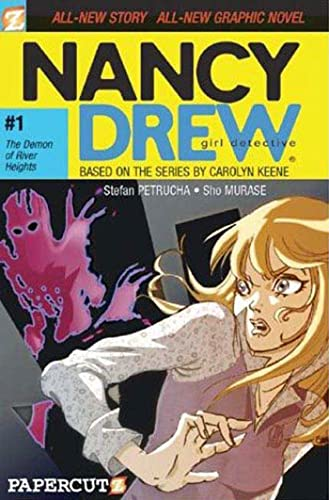 Nancy Drew: The Demon of River Heights cover