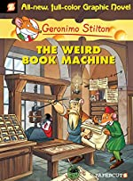 The Weird Book Machine