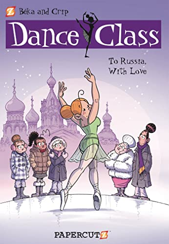 Dance Class Volume 5: To Russia, With Love cover