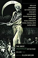 REVIEW: The Best Horror Of The Year, Volume 2 edited by Ellen Datlow