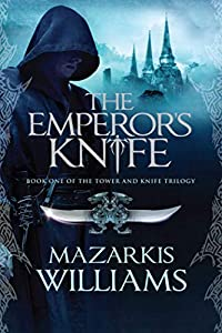 New Author Spotlight: Mazarkis Williams