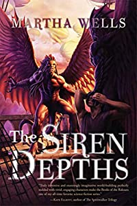 "Cover & Synopsis: ""The Siren Depths"" by Martha Wells"