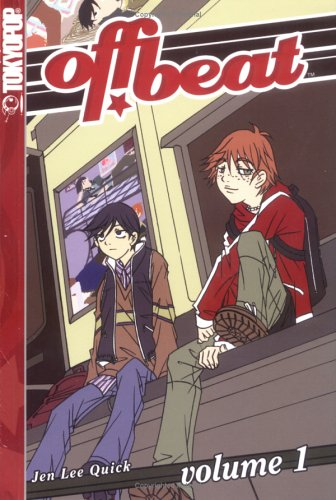 Off*Beat Book 1 cover