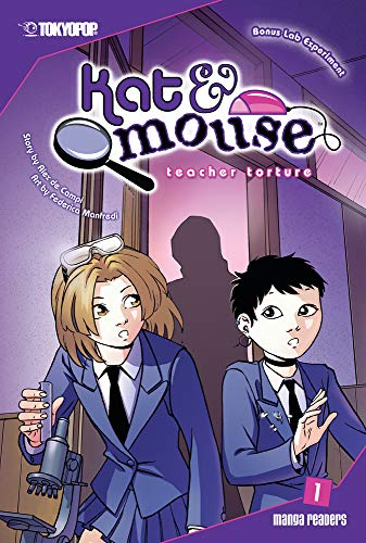 Kat & Mouse cover
