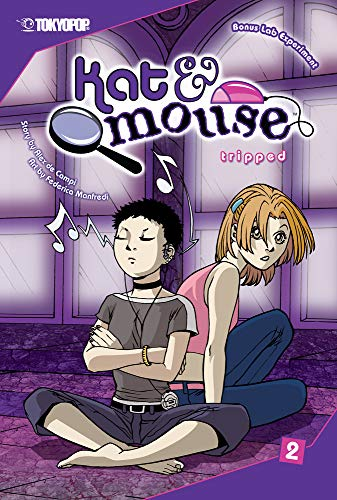 Kat & Mouse Book 2 cover
