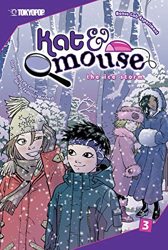 Kat & Mouse Book 3 cover