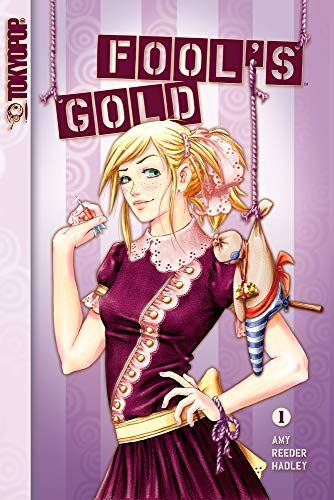 Fool's Gold Book 1 cover