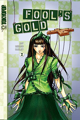 Fools Gold Book 2 cover