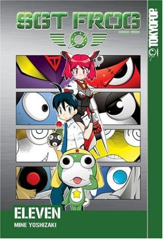 Sgt. Frog Book 11 cover