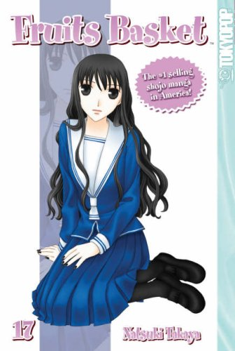 Fruits Basket Book 17 cover