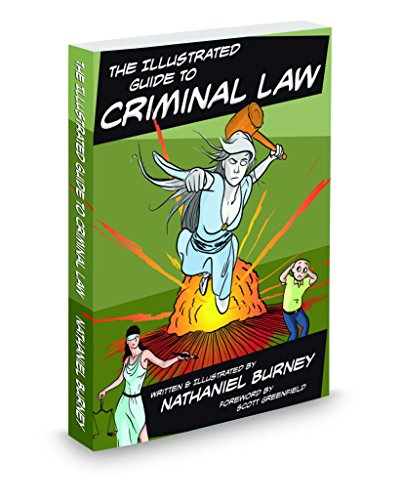 The Illustrated Guide to Criminal Law cover