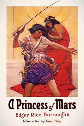 A Princess of Mars cover