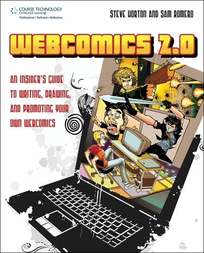 Webcomics 2.0 cover