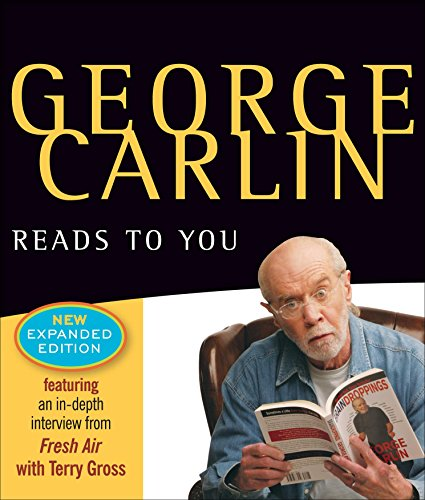 Book George Carlin Reads to You