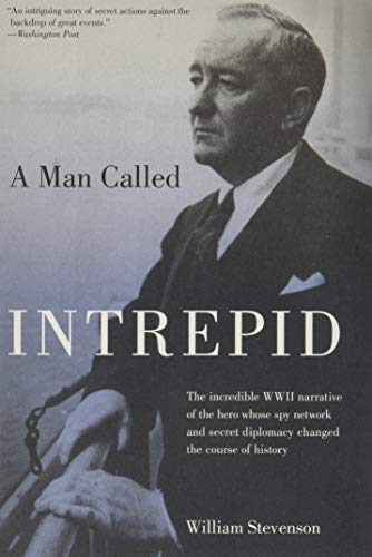 Man Called Intrepid Book Cover Picture