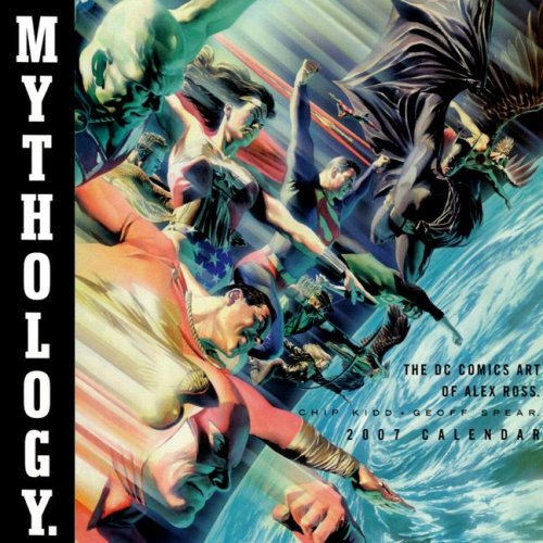 Mythology 2007 Calendar