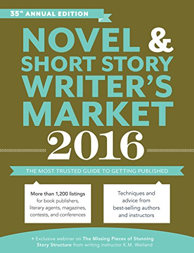 Novel & Short Story Writer's Market 2016: The Most Trusted Guide to Getting Published - Rachel Randall