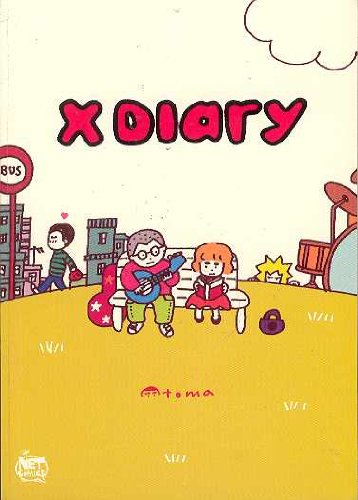 X Diary cover
