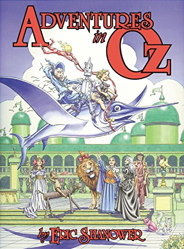 Adventures in Oz cover