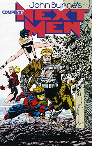Compleat Next Men cover
