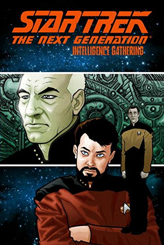 Star Trek: The Next Generation - Intelligence Gathering, Tipton, Scott; Tipton, David