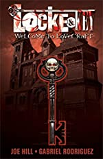 Locke & Key: Welcome to Lovecraft by Joe Hill and Gabriel Rodriguez