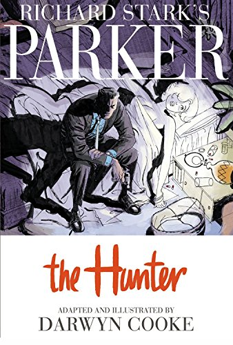 Parker: The Hunter cover