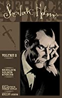 Sherlock Holmes Volume 2 by Arthur Conan Doyle and Kelley Jones