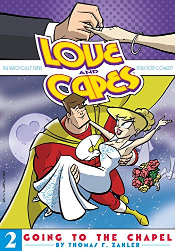 Love and Capes Volume 2 cover