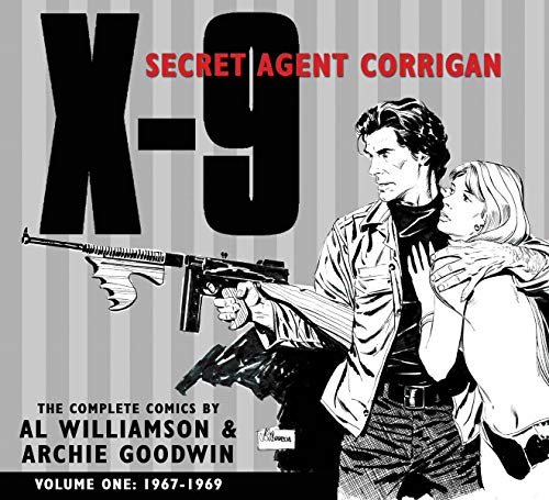 X-9: Secret Agent Corrigan Volume 1