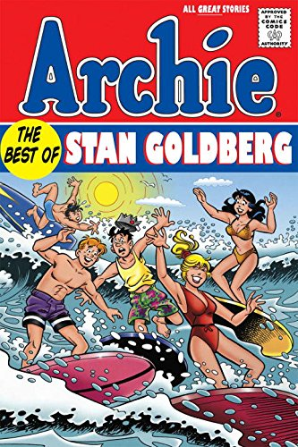 Archie: The Best of Stan Goldberg cover