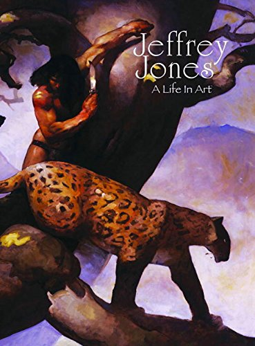 Jeffrey Jones: A Life in Art Signed & Numbered Limited Edition