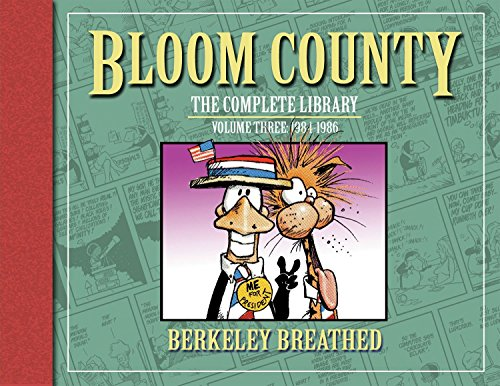 Bloom County: The Complete Library Volume 3: 1984-1986 cover