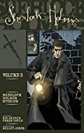 Sherlock Holmes Volume 3 by Arthur Conan Doyle and Kelley Jones