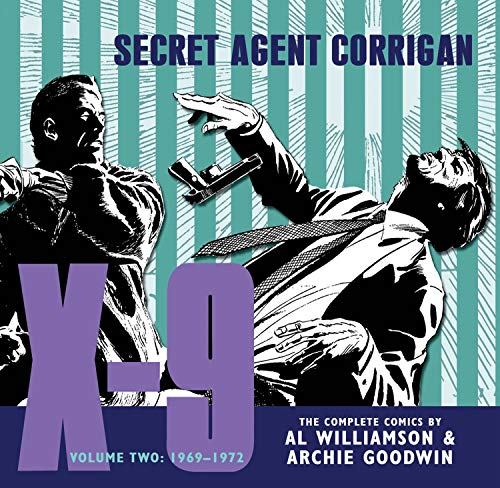 X-9: Secret Agent Corrigan Volume 2