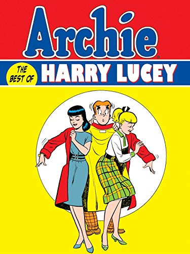 Archie: The Best of Harry Lucey cover