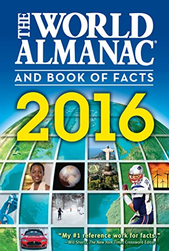 The World Almanac and Book of Facts 2016 - Sarah Janssen