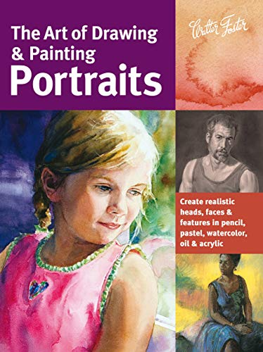 Free Download The Art Of Drawing Painting Portraits Create