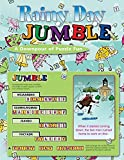 Rainy Day Jumble®: A Downpour of Puzzle Fun (Jumbles®)