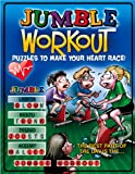 Jumble® Workout: Puzzles to Make Your Heart Race! (Jumbles®)