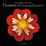 Buy Flowers: A Universe Revealed 2011 Wall Calendar
