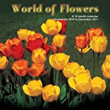 Buy World of Flowers Wall Calendar