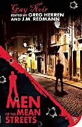 Men of the Mean Streets: Gay Noir by Greg Herren and J. M. Redmann